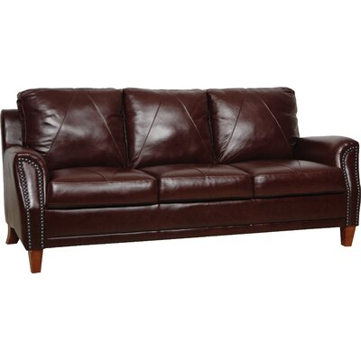 Buco Leather Sofa