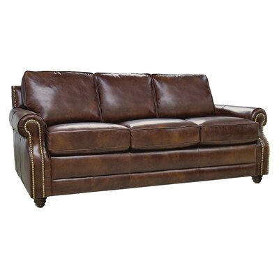 Halligan Leather Sofa