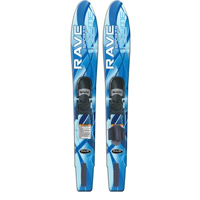 Image of Rave Sports Rhyme Adult Wide Combos Skis (2398)