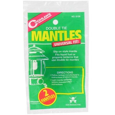 Universal Lantern Mantles Size: Double