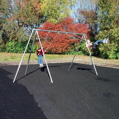 Primary Tripod Swing Set Size: 10ft With 2 Seats 581-220