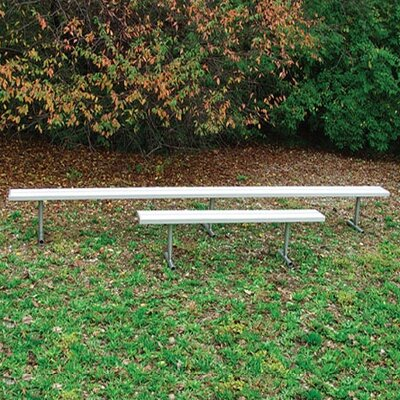 Portable Metal Picnic Bench Length: 6 ft 602-106