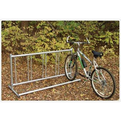 SportsPlay Permanent Single Entry Bike Rack - Length: 5 ft  Long at Sears.com