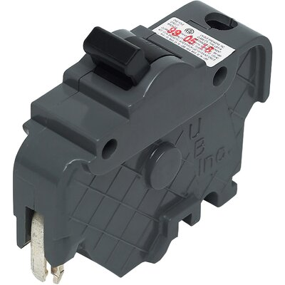 Thick Series Type FN 20 Amp Single Pole Circuit Breaker