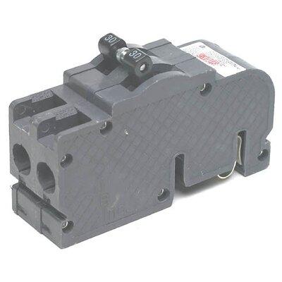Thick Series UBI Type Z Double Pole Plug-In Circuit Breaker