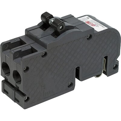 Thick Series 50 Amp Double Pole Circuit Breaker