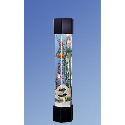 Alan Tower Hexagon Alanrium Kit Size: 30 Gallons