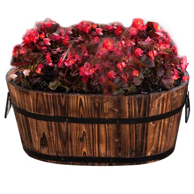 Barrel Planter BP214.01