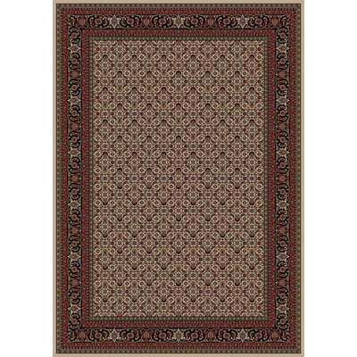 "Concord Oriental Classics Herati Ivory Rug - Rug Size: 5'3"" x 7'7"" at Sears.com"