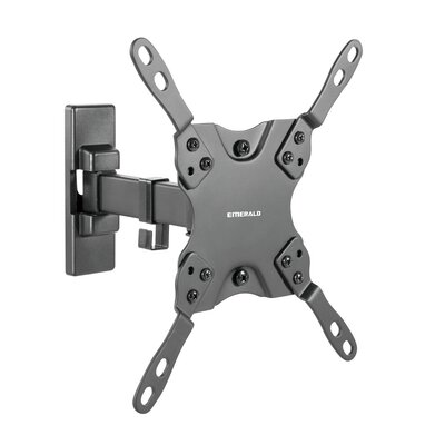 Full Motion Swivel Wall Mount for 13-42 LCD, Plasma and LED Screens