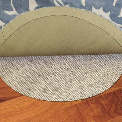 Ultra Stop Rug Pad Rug Size: Round 510