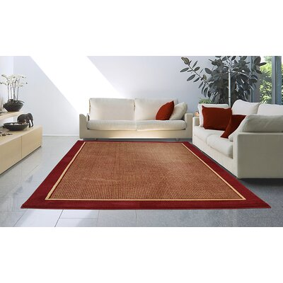 Catalina Red Area Rug