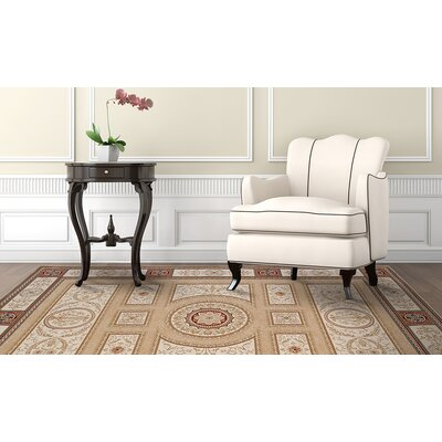 Regency Area Rug Rug Size: Rectangle 52 x 76