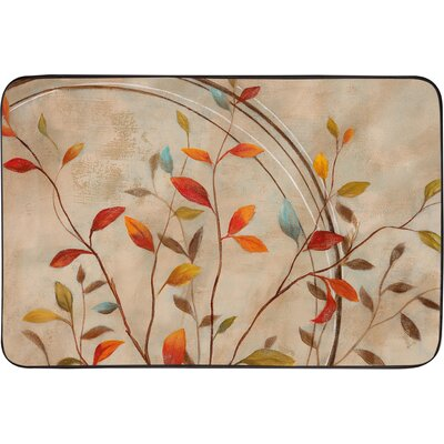 Chilton Autumns Delight III Oversized Anti Fatigue Kitchen Mat