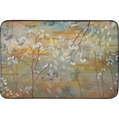 Chilton Misty Woods Oversized Anti Fatigue Kitchen Mat