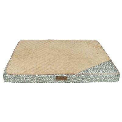 Comfy Pooch Crate Mat Color: Teal