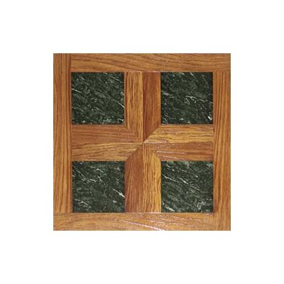 "Home Dynamix 16"" x 16"" Vinyl Tiles in Paramount Woodtone/Green Marble at Sears.com"