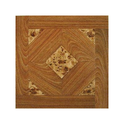"Home Dynamix 12"" x 12"" Vinyl Tiles in Madison Woodtone/Marble at Sears.com"