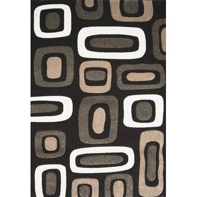 Sumatra Stacks Area Rug Rug Size: Runner 22 x 76