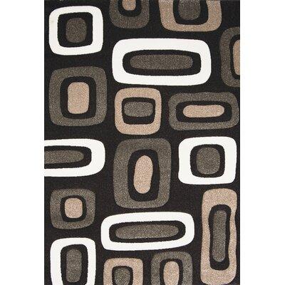 Sumatra Stacks Area Rug Rug Size: 52 x 72