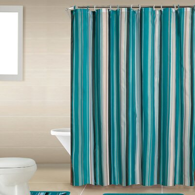 Junia Shower Curtain Set