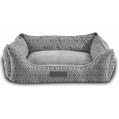 Comfy Pooch Printed Bed Size: 22 L x 17 W