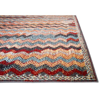 Elliot Indoor/Outdoor Area Rug Rug Size: 52 x 72