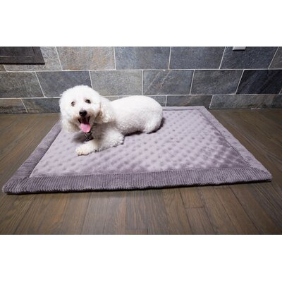 Comfy Pooch Crate Mat Size: Small