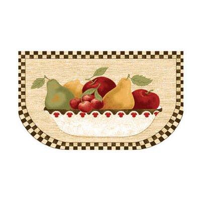 Antique Fruit Bowl 4 Piece Kitchen Set Set: Kitchen Medley Set