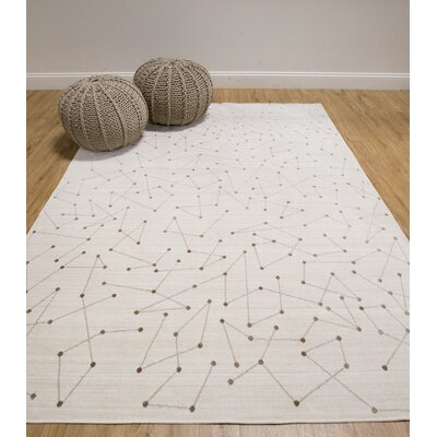 Clinton Cream/Beige Area Rug