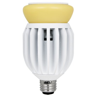 120-Volt (3000K) LED Light Bulb Wattage: 22