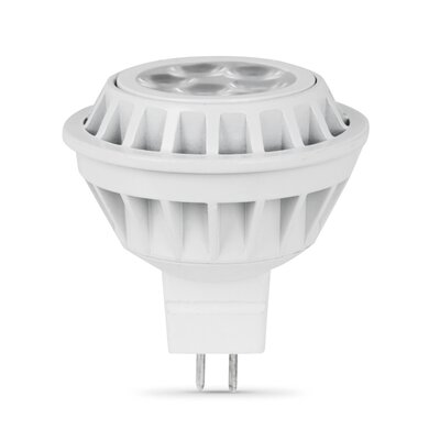 7.5W 12-Volt (3000K) LED Light Bulb