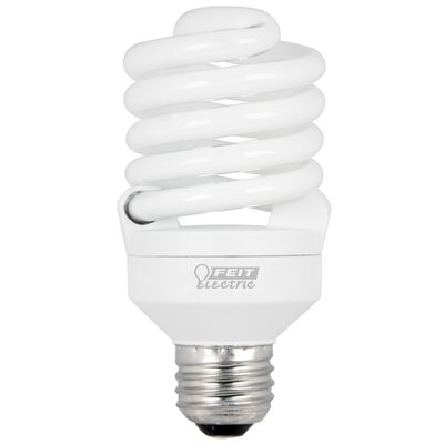 Fluorescent Light Bulb (Pack of 2) Wattage: 23