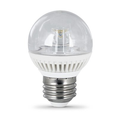 4.8W 120-Volt LED Light Bulb