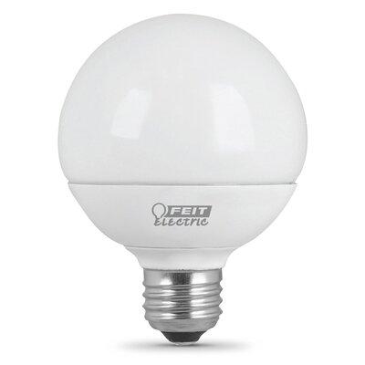 Frosted E26/Medium LED Light Bulb Wattage: 60W