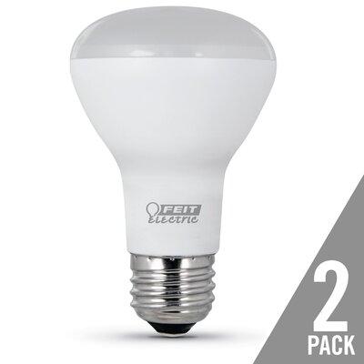 E26 LED Light Bulb Pack of 2 R20DM/10KLED/2