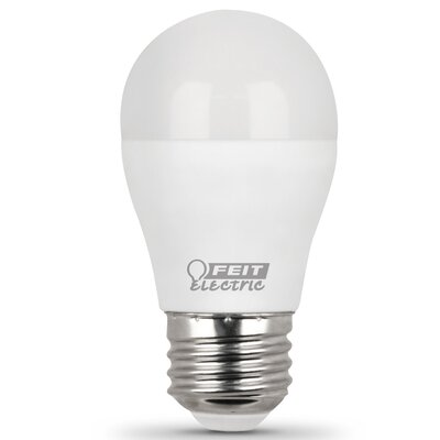 5W E27/Medium LED Light Bulb Pack of 3