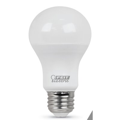8.5W E27/Medium LED Light Bulb Pack of 4