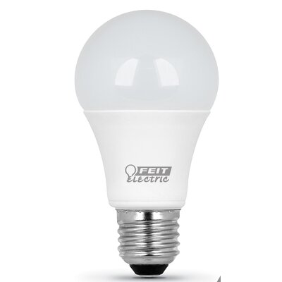 6.3W E27/Medium LED Light Bulb Pack of 3