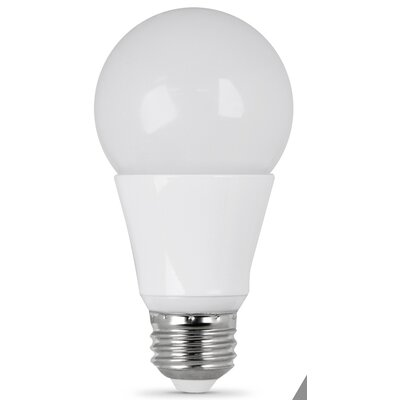 E27/Medium Light Bulb Pack of 4 Wattage: 9.5W