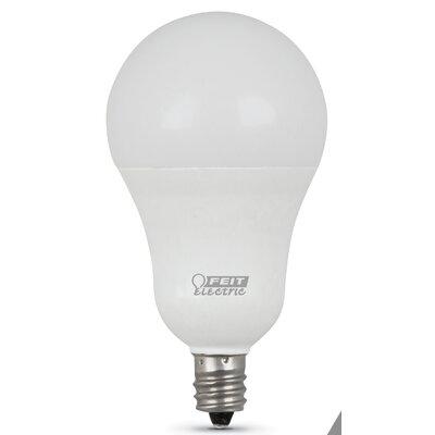 5W E12/Candelabra LED Light Bulb Pack of 3