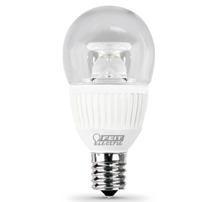 E17/Intermediate LED Light Bulb Wattage: 4.8W