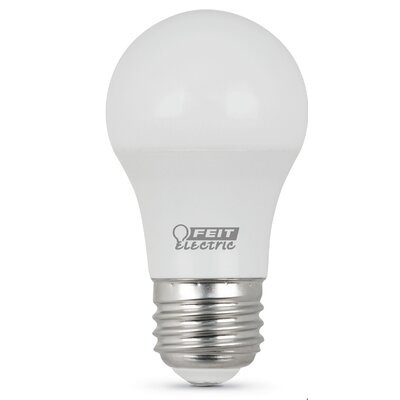 6.5W E27/Medium LED Light Bulb Pack of 3