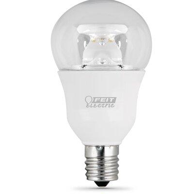 E17/Intermediate LED Light Bulb Wattage: 7.5W