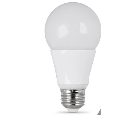 9.5W E27/Medium Light Bulb Pack of 4 Wattage: 9.5W