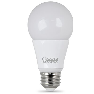 9.5W E27/Medium Light Bulb Pack of 4 Wattage: 6.5W