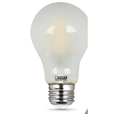 3.6W Frosted E27/Medium LED Light Bulb Pack of 2