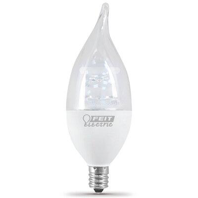 4.5W Candelabra LED Light Bulb