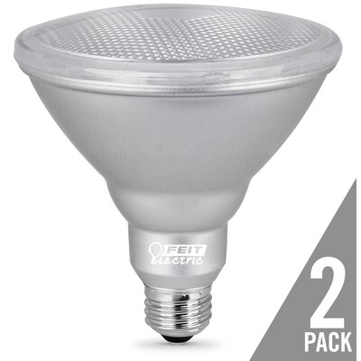 14W E26 LED Light Bulb Pack of 2 Bulb Temperature: 5000K