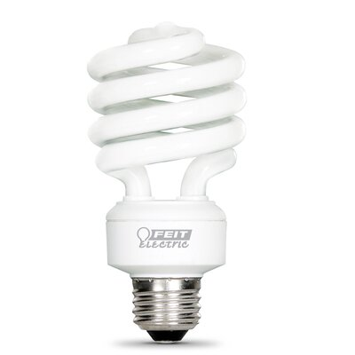 23W Fluorescent Light Bulb Pack of 4
